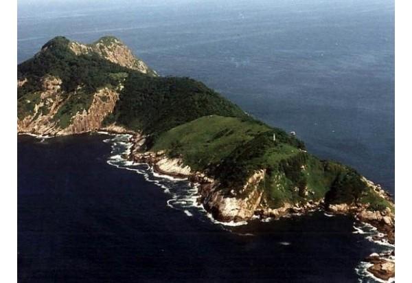Ilha da Queimada Grande, no Brasil