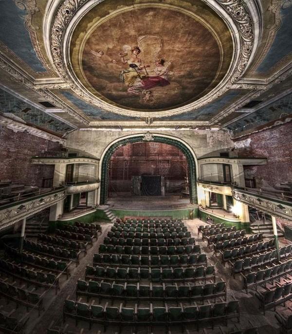 Orpheum Auditorium, nos Estados Unidos