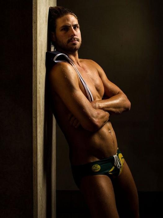 Rhys Howden Austrália Polo Aquático