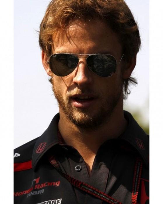 Jenson Button Reino Unido F1