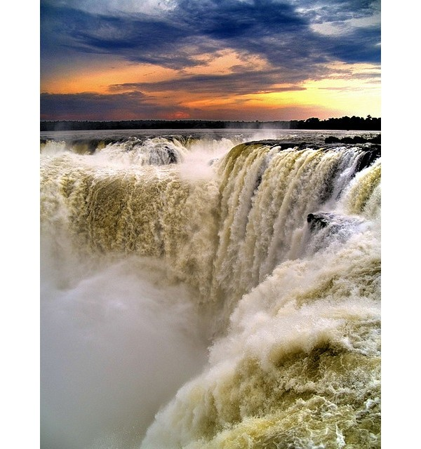Cataratas do Iguaçu, Brasil e Argentina