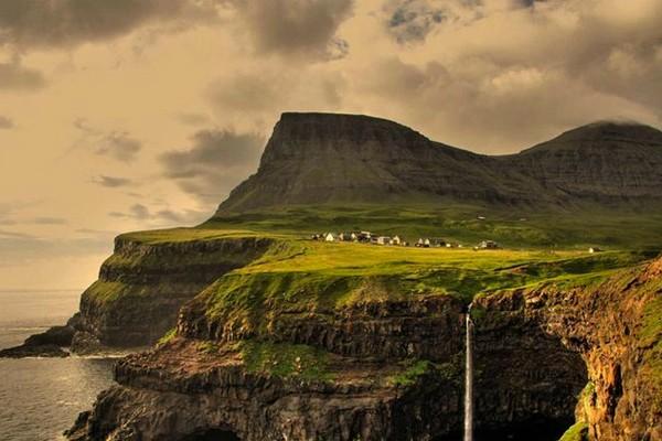 As Ilhas Faroé – Entre A Noruega e a Islândia