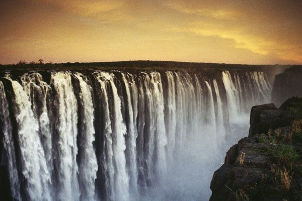 Victoria Falls – Zimbabwe e Zâmbia