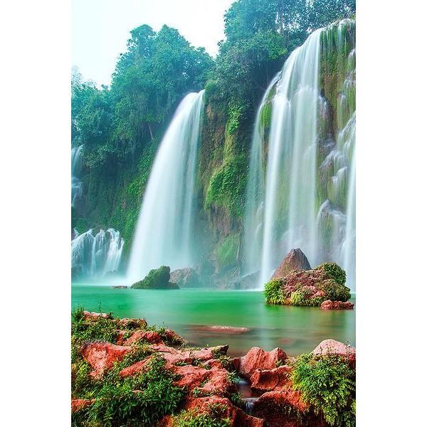 Ban Gioc–Detian Falls – China e Vietnã