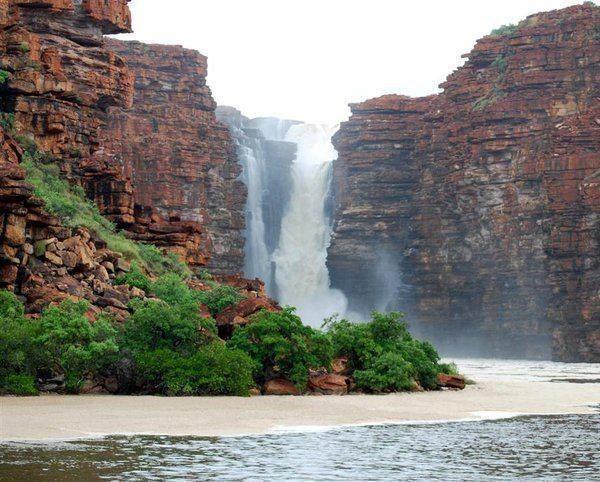 King George Falls, Austrália