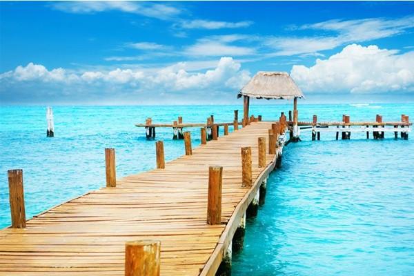 Praias de Cancún – México