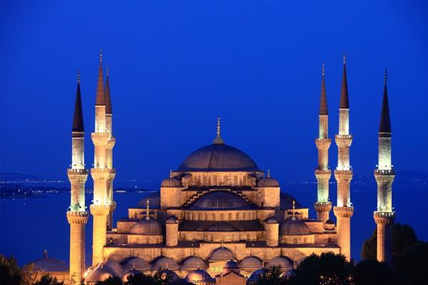 Mesquita Azul – Istambul, Turquia