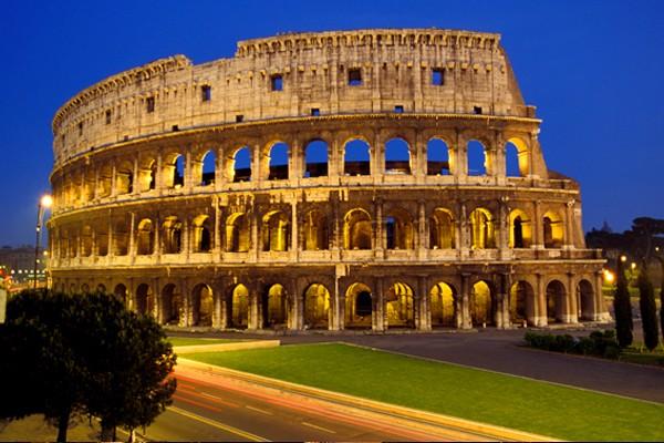 Coliseu de Roma – Itália