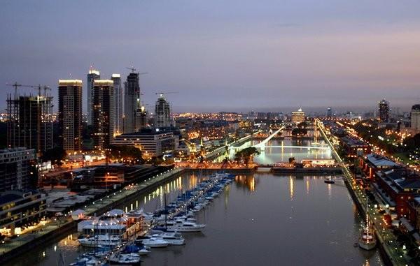 Puerto Madero – Buenos Aires, Argentina