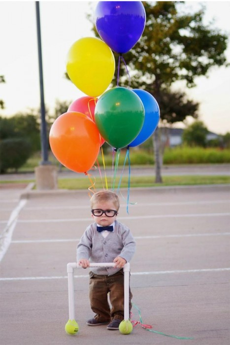 "Carl do filme ""Up!"""