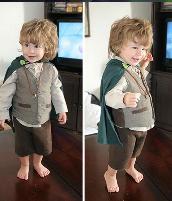 """Frodo do """"Senhor dos anéis"""""""