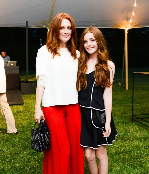 Julianne Moore e Liv