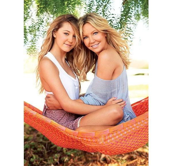 Heather Locklear e Ava