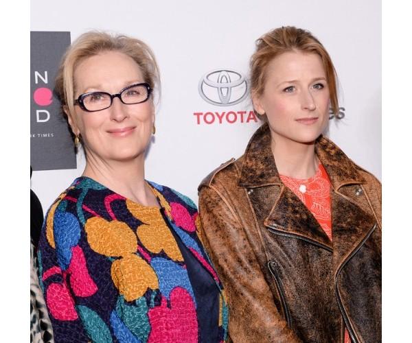 Meryl Streep e Mamie
