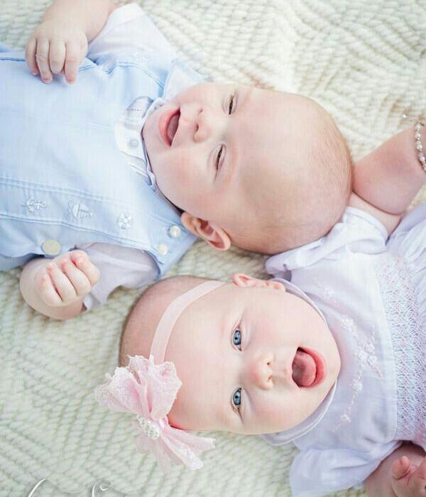 A África Central tem a maior taxa de nascimento de gêmeos