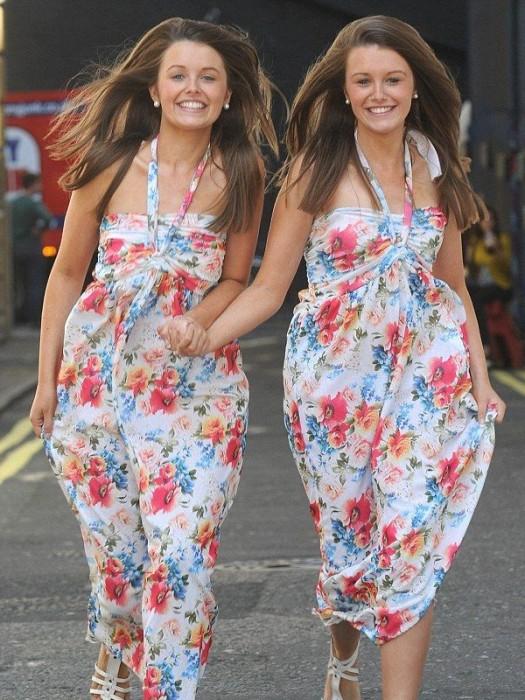 Mulheres altas tem probabilidade maior de ter gêmeos