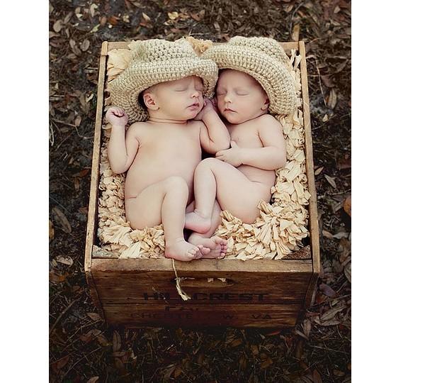 Irmãos gêmeos podem ter país diferentes
