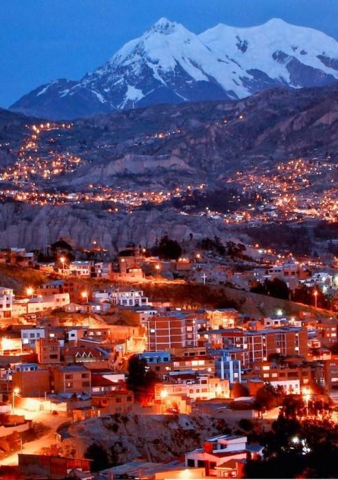 La Paz – Bolívia