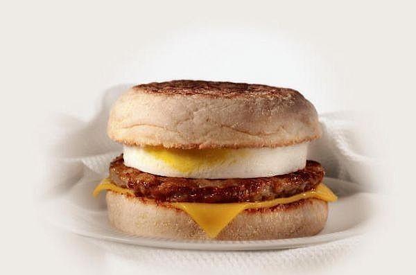 O primeiro restaurante de fast food a oferecer café da manha