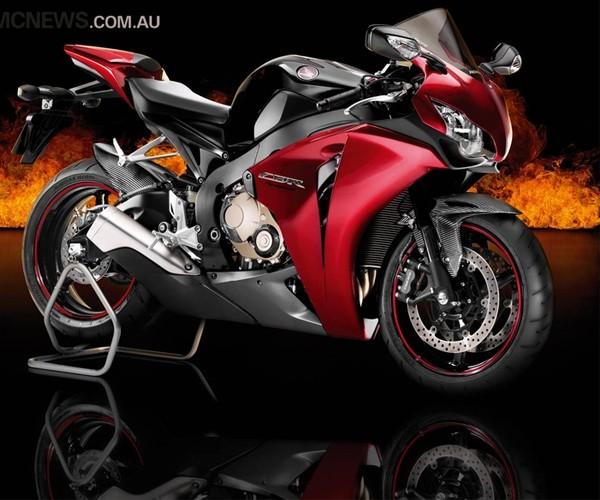 Honda CBR1000 RR – Fireblade