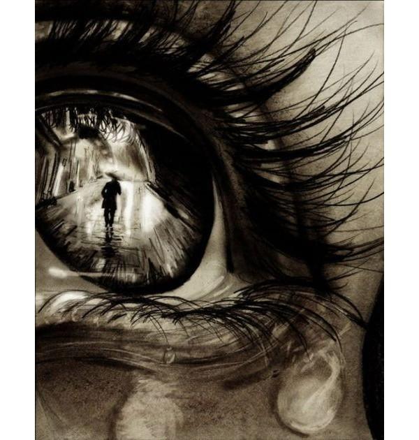 A lente do olho é mais rápida que a de uma câmera comum