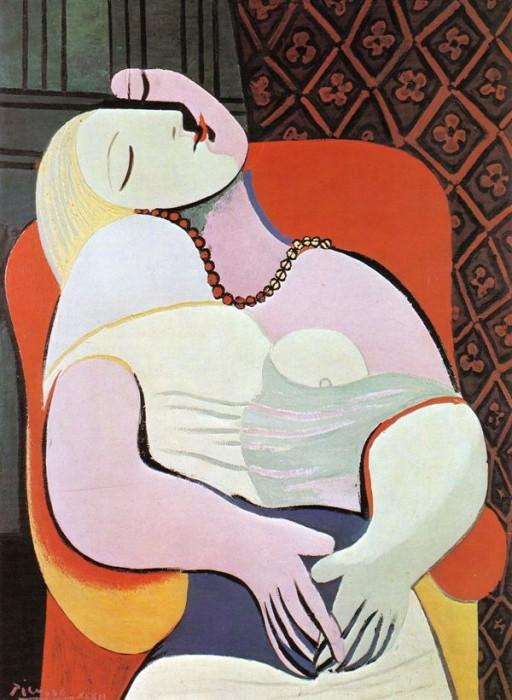 O Sonho de Pablo Picasso