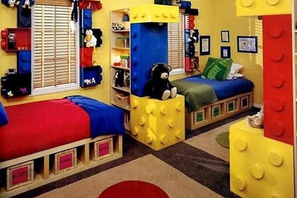 Inspirado em Lego