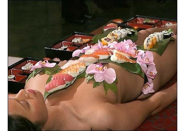 Hadaka Sushi