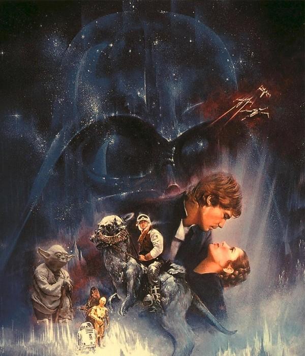 1977 Star Wars: Uma Nova Esperança
