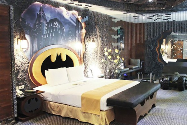 Batman - Kaohsiung, Taiwan