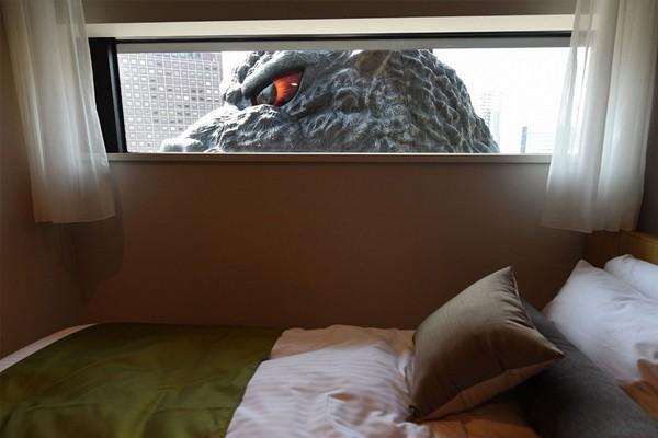 Godzilla - Tóquio, Japão