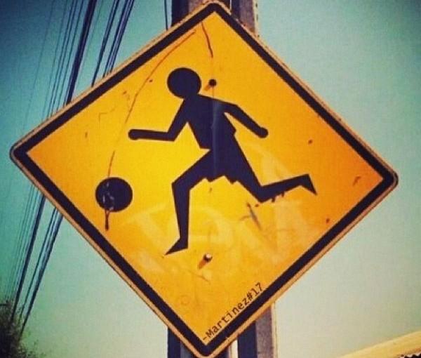 A que odeia futebol