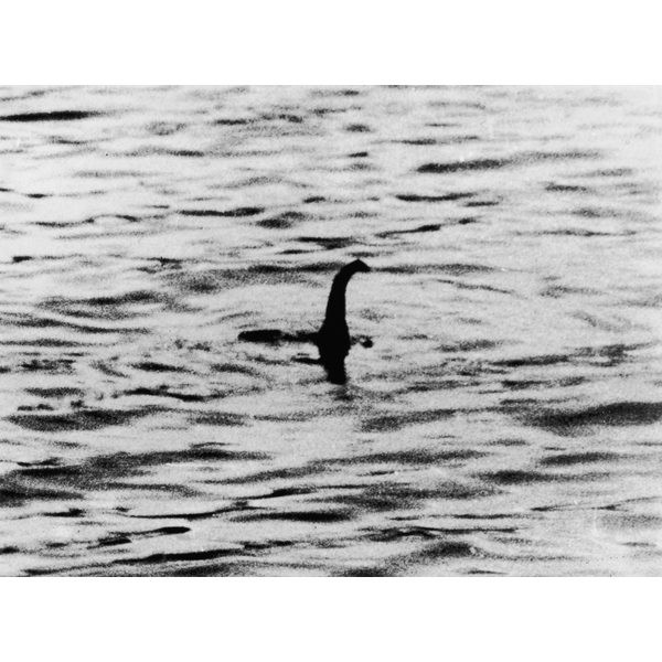 O monstro do Lago Ness
