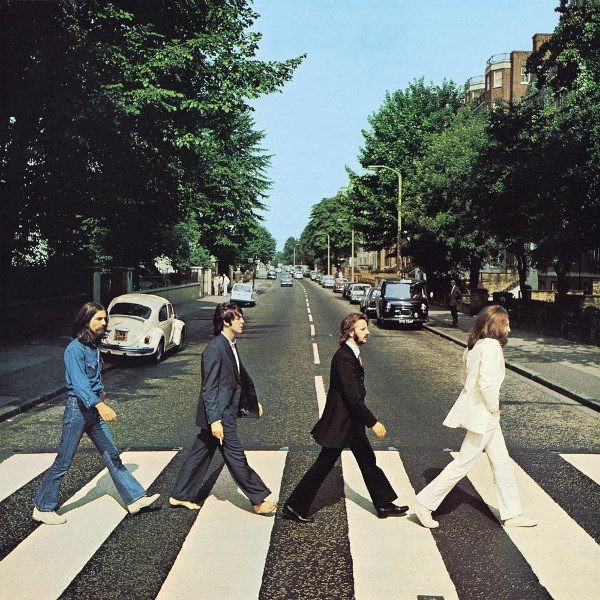 Os Beatles na Abbey Road