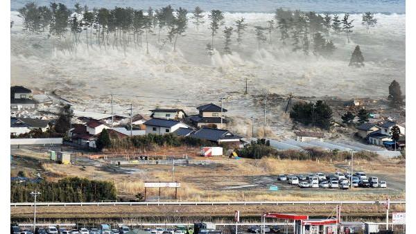 Terremoto e tsunami no Oceano Índico