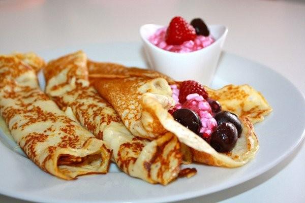 Café da manhã na Suécia