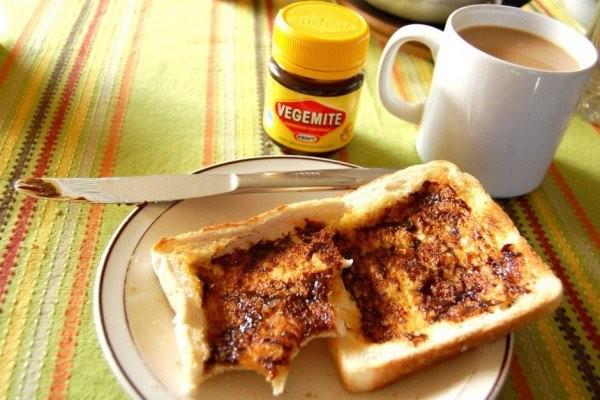Café da manhã na Austrália