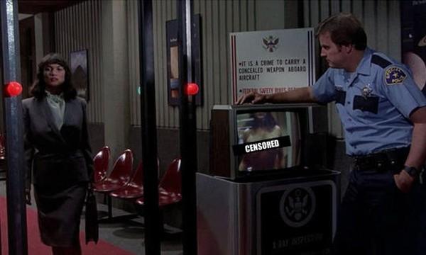 Scanner corporal – Apertem os Cintos, o Piloto Sumiu! – 2ª Parte (1982)