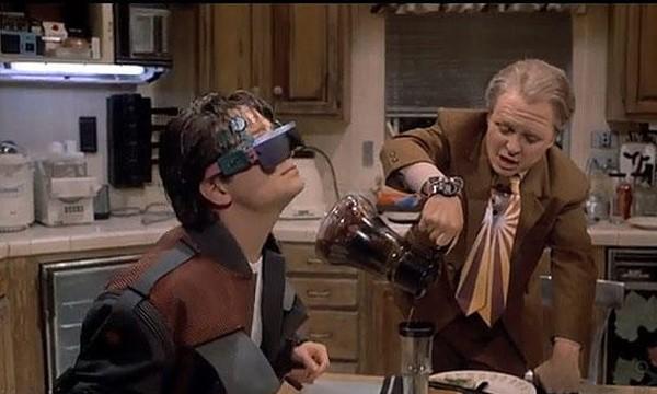 Computação vestível – De Volta para o Futuro II (1989)