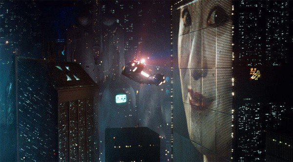 Outdoors digitais – Blade Runner: O Caçador de Androides (1982)