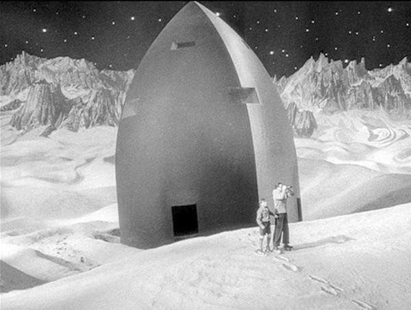 Viagem ao espaço – A Mulher na Lua (1929)