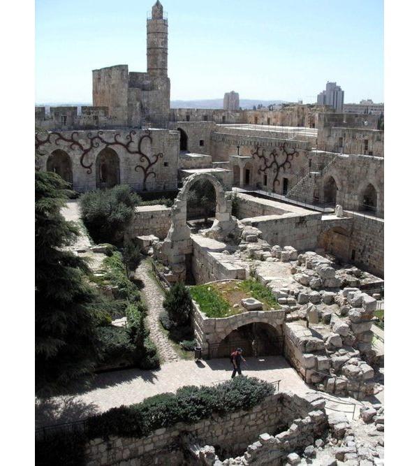 Cidade Antiga de Jerusalém