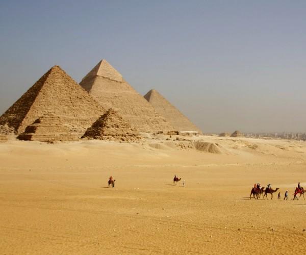Quéops, ou a Grande Pirâmide
