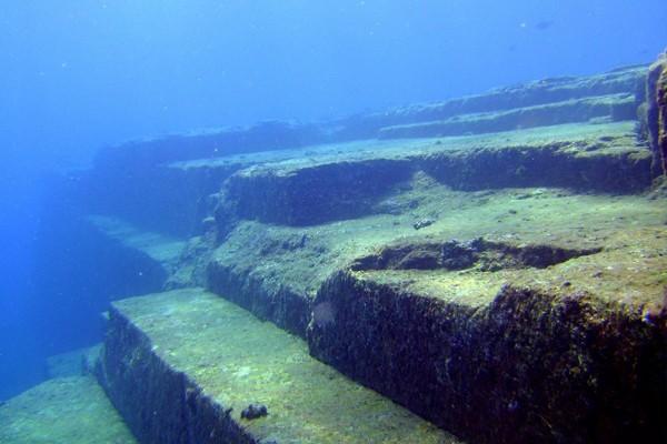 Cidade submersa em Cuba