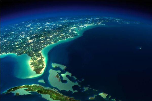 Triângulo das Bermudas - Caribe
