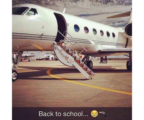 Voltando pra as aulas