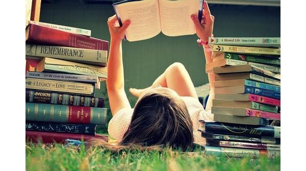 Passar um tempo lendo