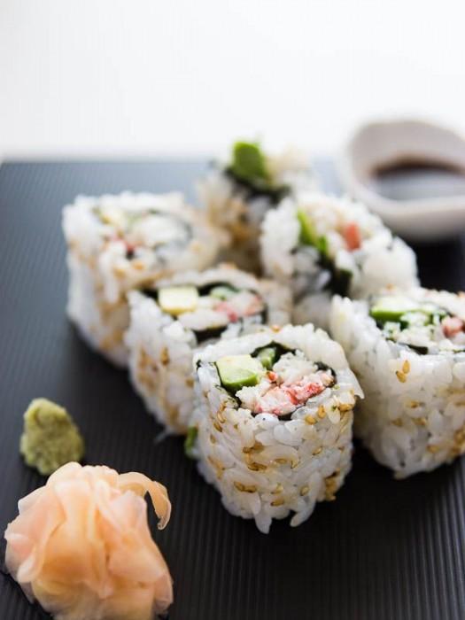 Sushi se torna zushi quando o tipo é especificado