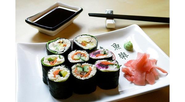 Sushi sem hashi