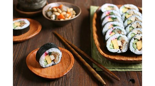Mesmo o sushi mais fresco é congelado antes